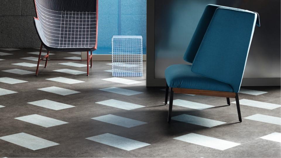Bekijk 115 marmoleum vloeren van linoleum in onze showroom