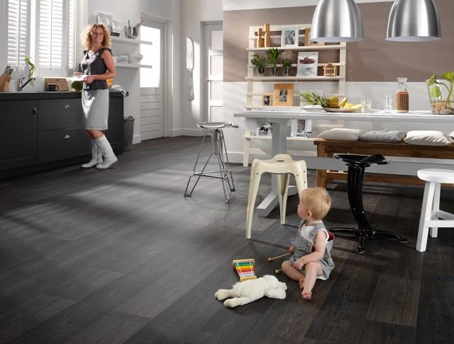 Bekijk 110 vinyl vloeren in onze showroom - Vinyl vloer voor keuken ...