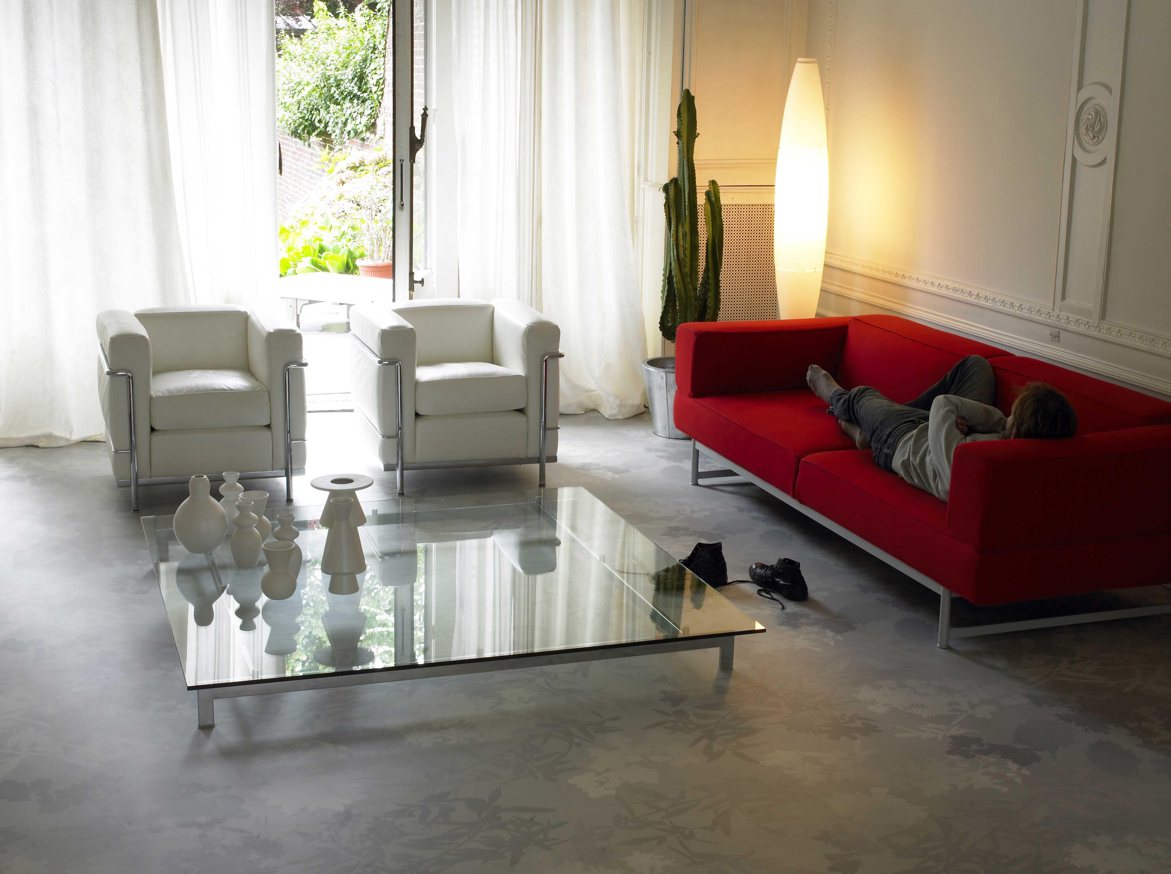 Novilon Betonlook Prijs : Bekijk 110 vinyl vloeren in onze showroom